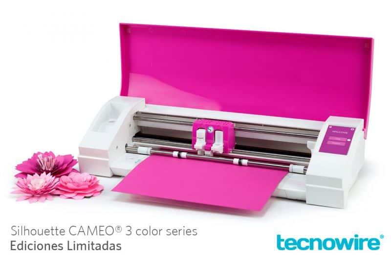 Silhouette CAMEO 3 Color Series en Mexico por Tecnowire