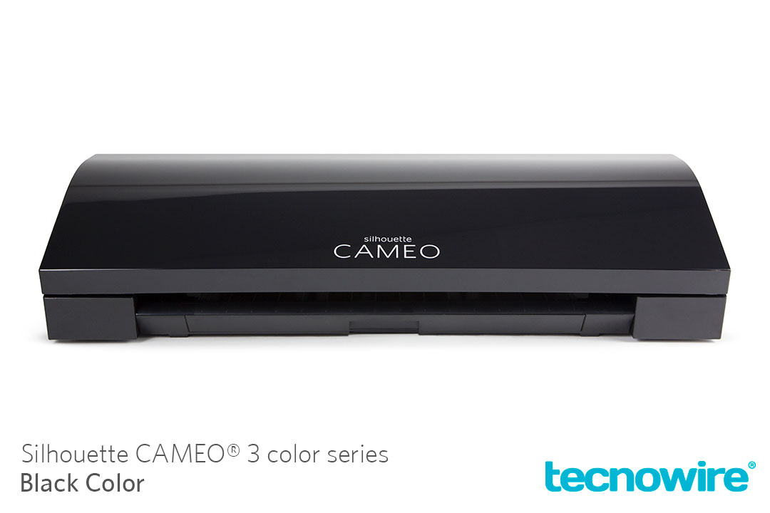 Silhouette CAMEO 3 Color Series Black