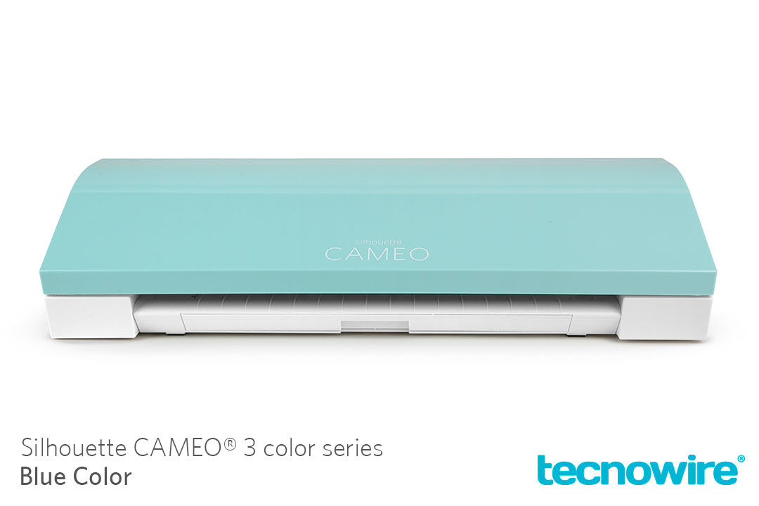 Silhouette CAMEO 3 Color Series Bllue