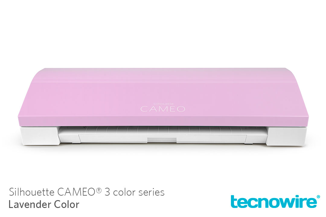 Silhouette CAMEO 3 Color Series Lavender