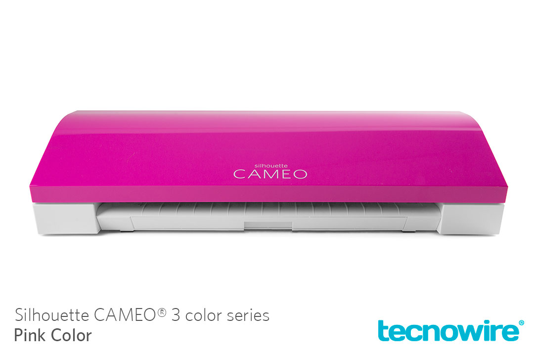 Silhouette CAMEO 3 Color Series Pink