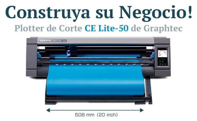 Plotter de Corte Graphtec CE Lite-50