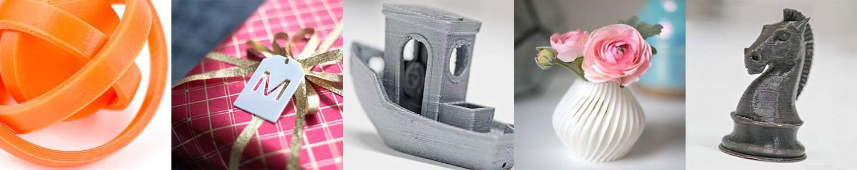 Silhouette Alta. Impresora 3D.