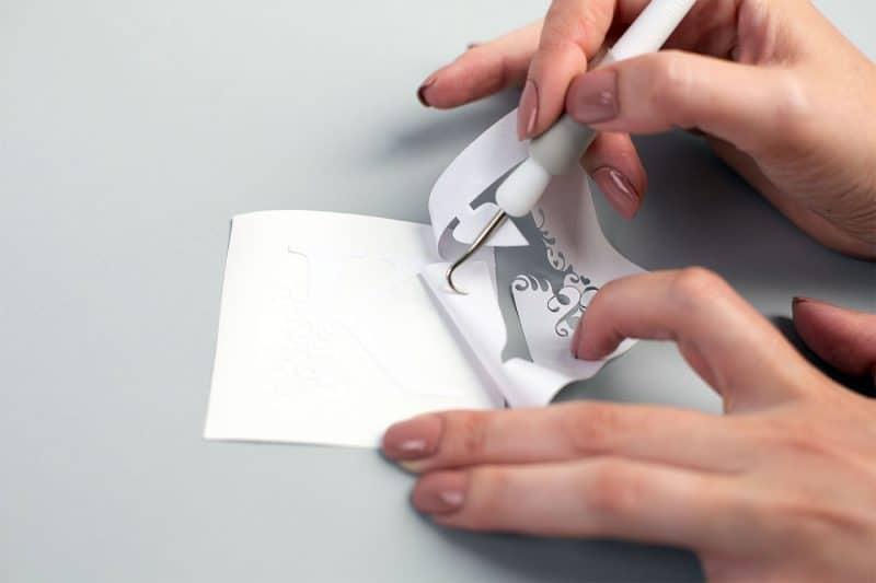 Como aplicar el vinil adhesivo