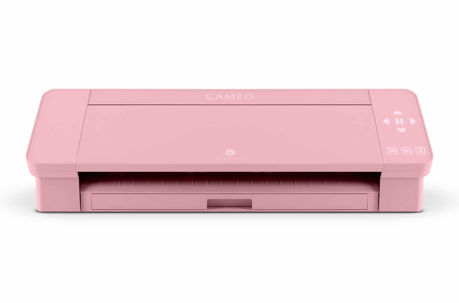 Silhouette CAMEO 4 Blush Pink