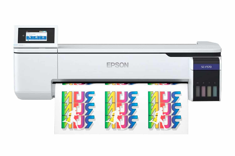 Impresora Sublimación Mexico Epson F570