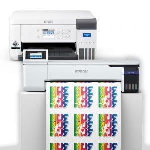 Impresoras de Sublimación Epson