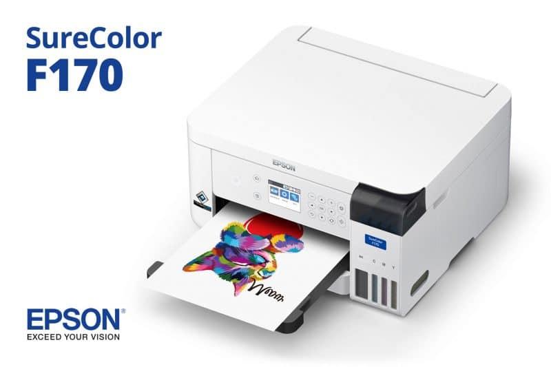 Impresora Sublimacion Epson SureColor F170 Mexico