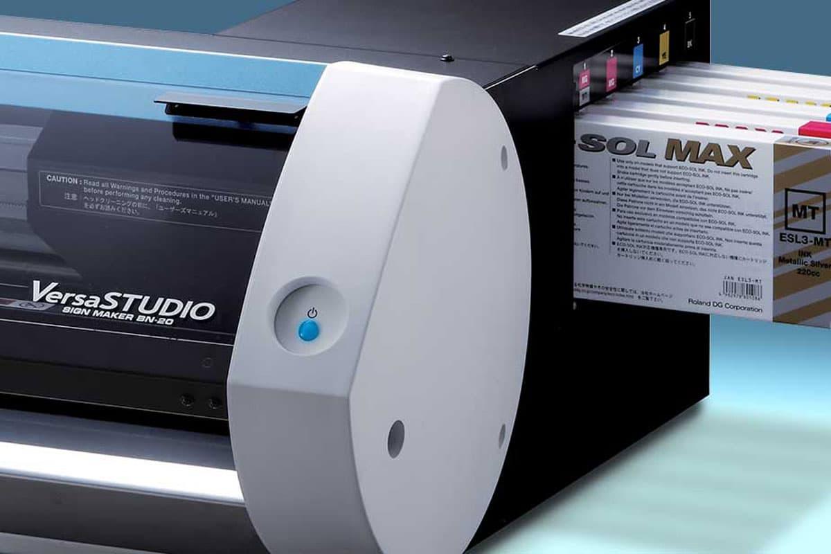 Impresora eco-solvente: todo lo que necesitas saber